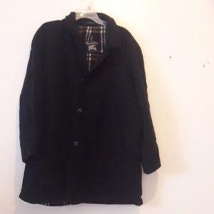 Burberry jacket xl